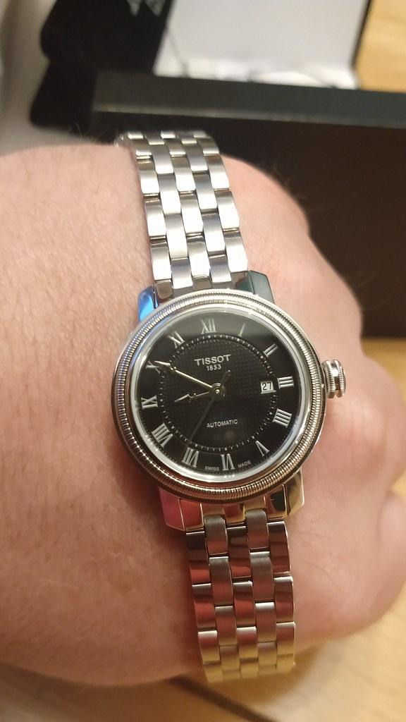tissot watch 1