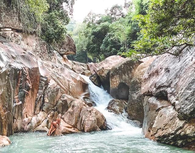 Phượt suối Ba Hồ - Điểm check-in hấp dẫn không thể bỏ qua khi đến Nha Trang (20)