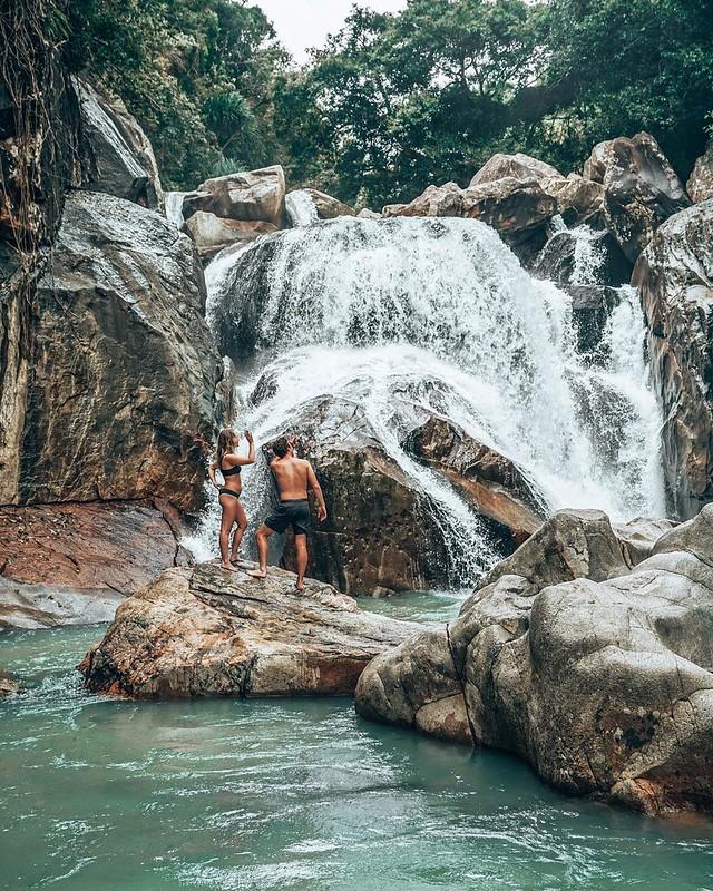 Phượt suối Ba Hồ - Điểm check-in hấp dẫn không thể bỏ qua khi đến Nha Trang (6)