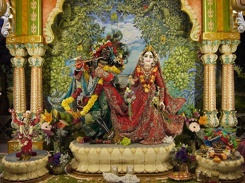 ISKCON Hungary Deity Darshan 15 Dec 2019