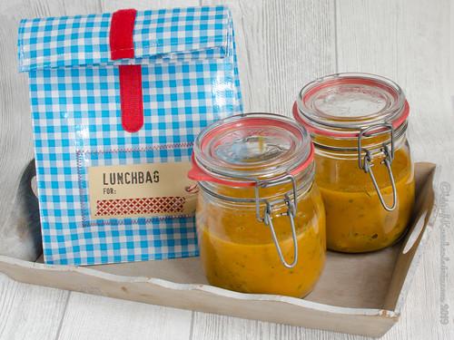 Süßkartoffelsuppe mit Fenchel und Maronen (2)