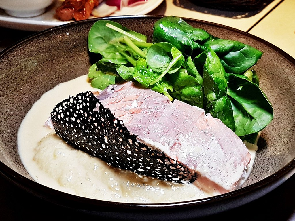 Poached Skinless Salmon