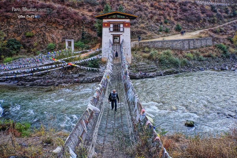 Bhutan Day 1 - Paro Attractions 1