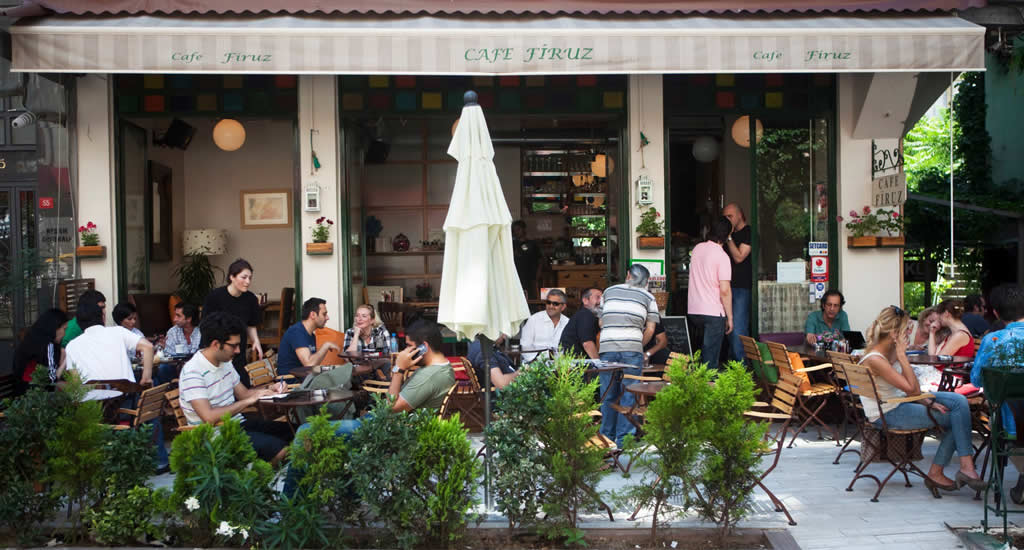Foto met dank aan Café Firûz | Mooistestedentrips.nl
