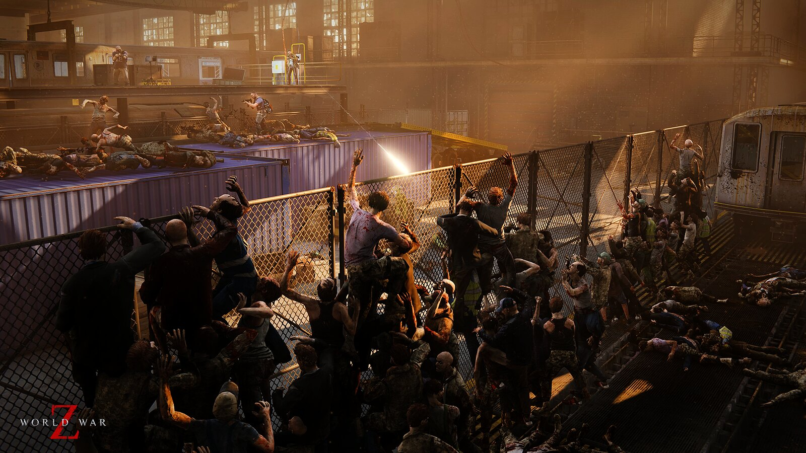 World War Z on PS4