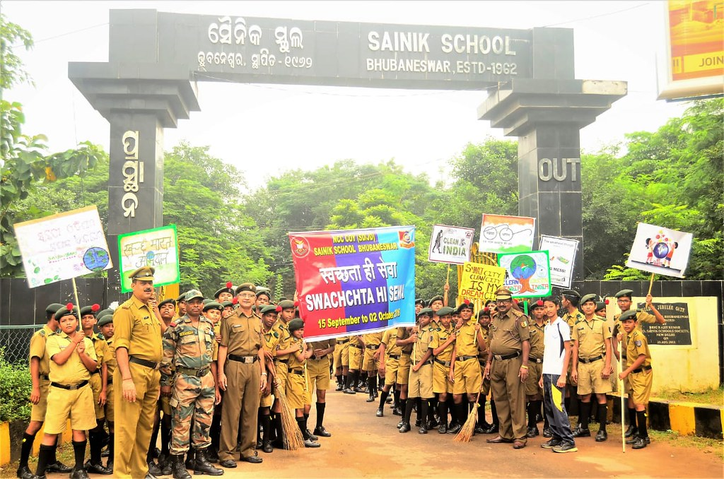 Sainik School, Bhubaneswar Recruitment 2019 for General Employee Posts, Apply Till January 03