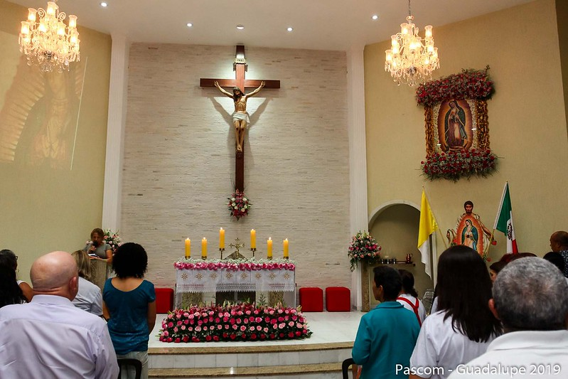 Missa Solene de Nossa Senhora de Guadalupe