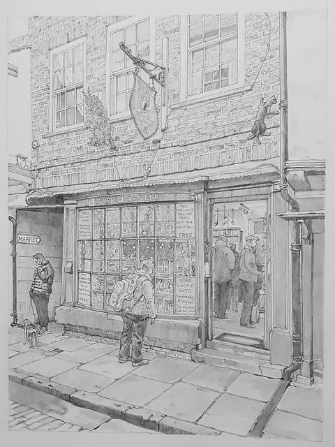 York Glass Ltd, 34 Shambles, York