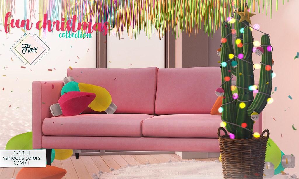 .Florix. Fun Chritmas Collection