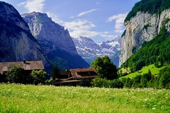 Lauterbrunnen, Bern, Switzerland