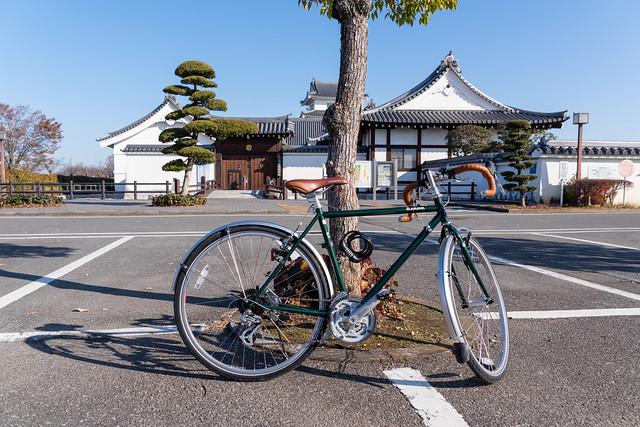 関宿城サイクリング