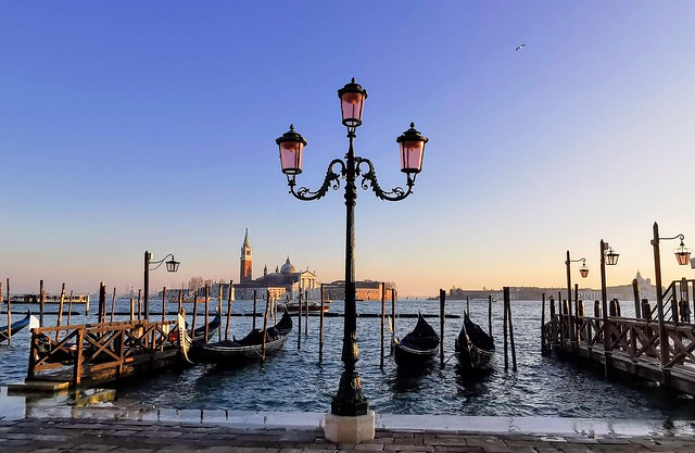 Venice is so photogenic