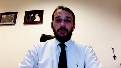 Paolo Borrometi all'Università del Dialogo Sermig