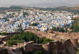 Jodhpur, the Blue City | by Ninara