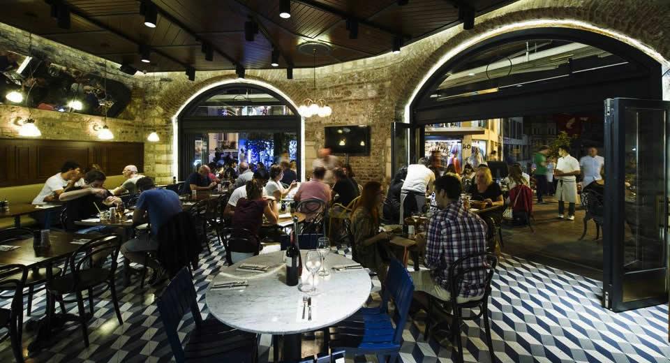 Restaurants in Istanbul (foto met dank aan Güney) | Mooistestedentrips.nl