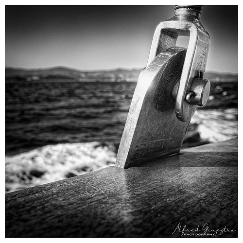 Sailing In Steel And Wood