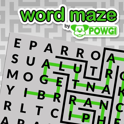 Thumbnail of Word Maze by POWGI on PS4