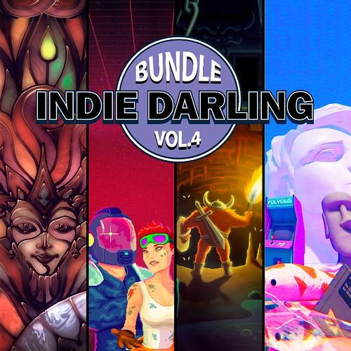 Thumbnail of Indie Darling Bundle Vol.4 on PS4