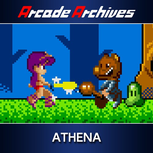 Thumbnail of Arcade Archives ATHENA on PS4