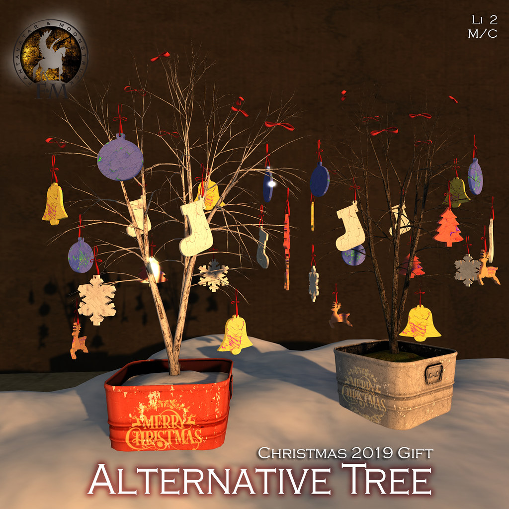 F&M * Alternative tree – Christmas Gift 2019