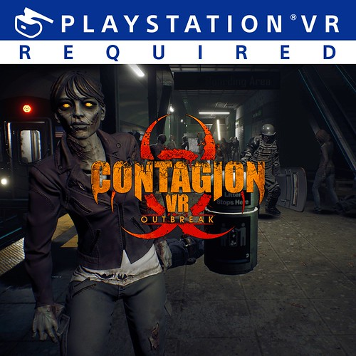 Thumbnail of Contagion VR: Outbreak on PS4