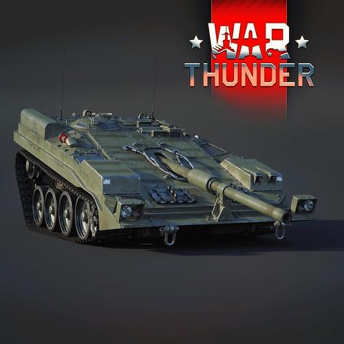 Thumbnail of War Thunder - Strv 103-0 Bundle on PS4