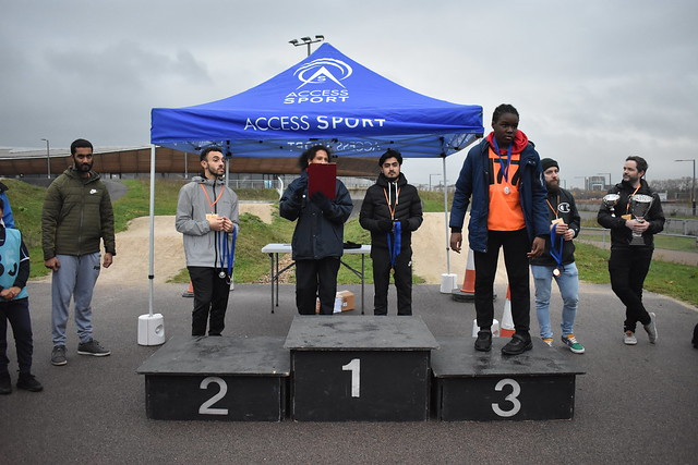Winter Series  BMX School Games 2019
