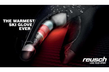 Nejteplejší rukavice světa?