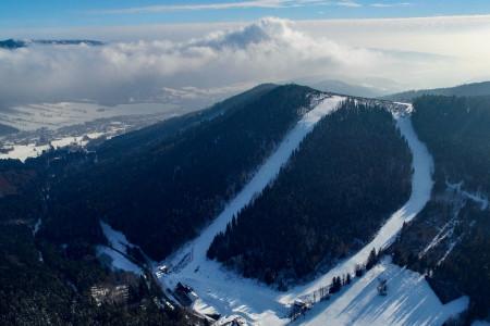 Přemyslov: lyžování pro celou rodinu s novým ubytováním na sjezdovce