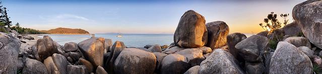 Picnic bay Magnetic Island