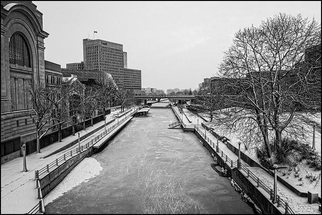 Rideau Canal Skating Rink