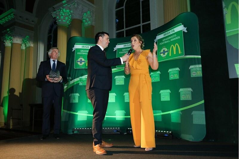 McDonald's Irish FA Grassroots Football Awards 2019