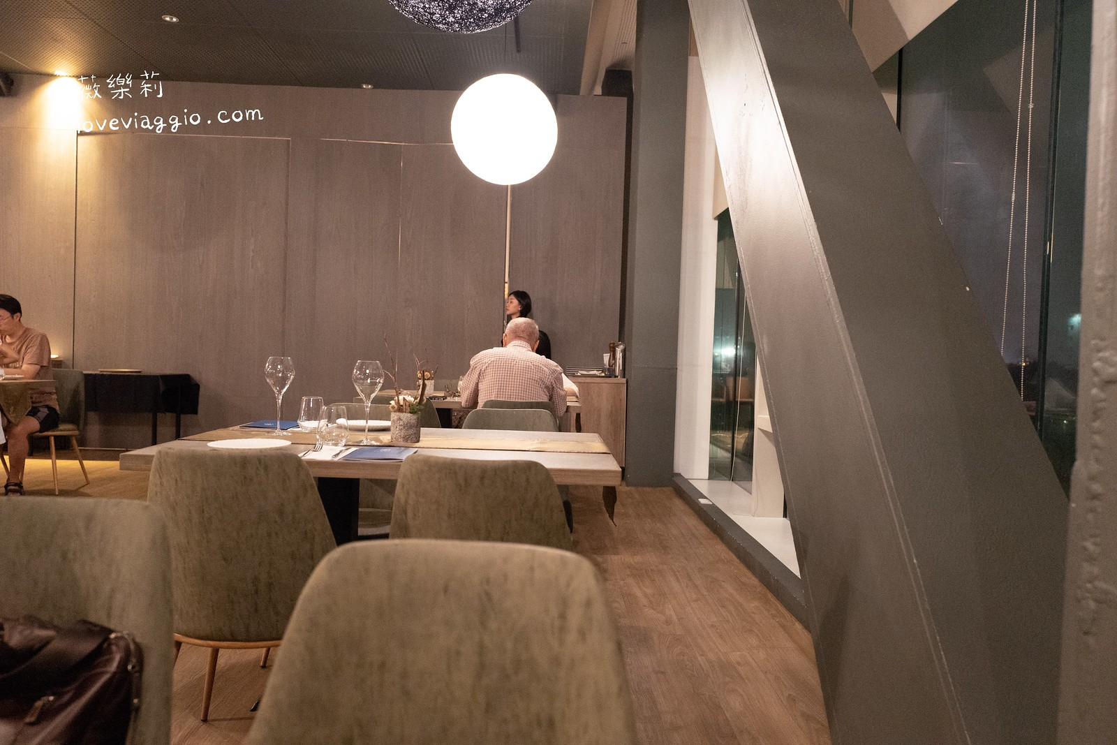 【高雄 Kaohsiung】Stage 5 法式餐酒館 衛武營國家藝術文化中心3樓 @薇樂莉 Love Viaggio   旅行.生活.攝影