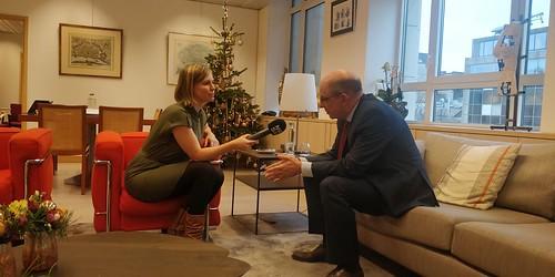 2019.12.13|De Ochtend van Radio 1 op het kabinet