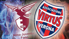 Alma Fano - Virtus Verona le interviste