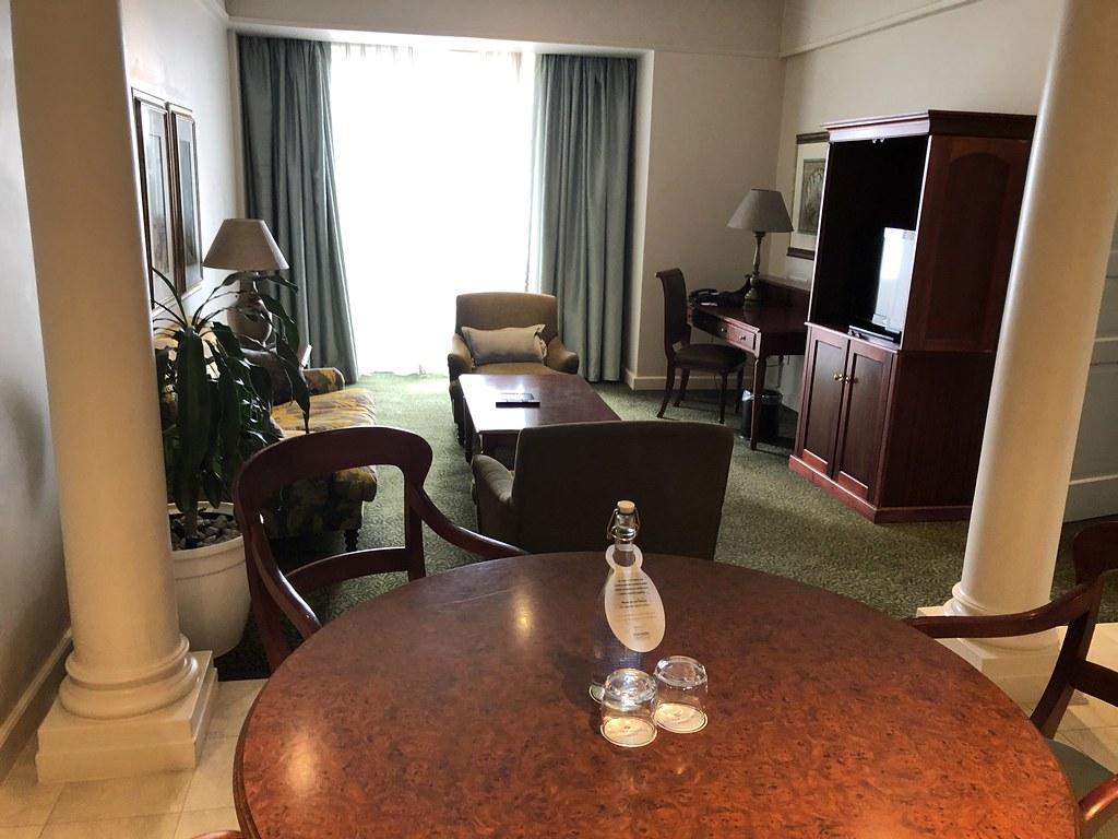 IMG_1927 Durban Beach KwaZulu-Natal Province South Africa Living Room Protea Edward Hotel by Marriott O R Tambo Parade South Beach
