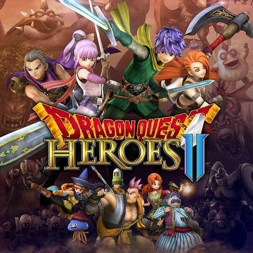 Thumbnail of DRAGON QUEST HEROES II on PS4