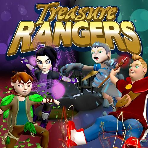 Thumbnail of Treasure Rangers on PS4