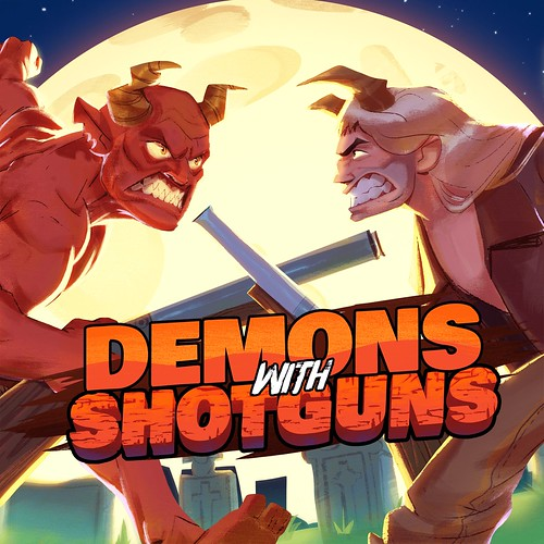 Thumbnail of Demons with Shotguns on PS4