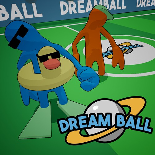 Thumbnail of DreamBall on PS4