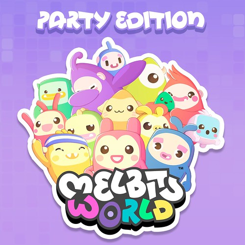 Thumbnail of Melbits World Party Edition on PS4