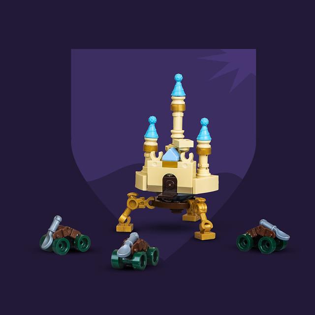 Mech Monday #50: Moonstone Castle