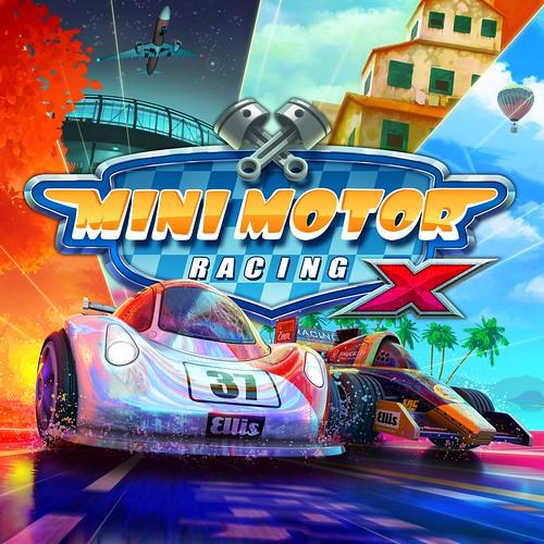 Thumbnail of Mini Motor Racing X on PS4