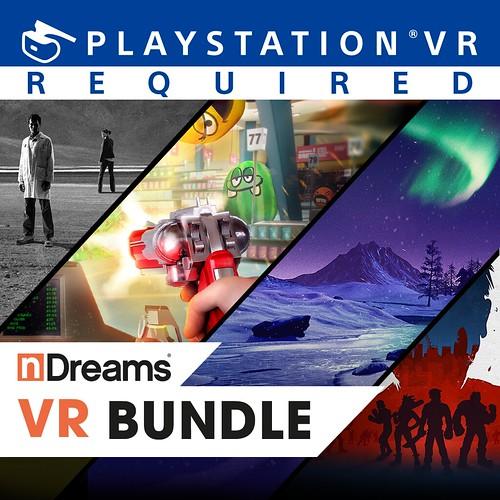 Thumbnail of nDreams VR Bundle on PS4