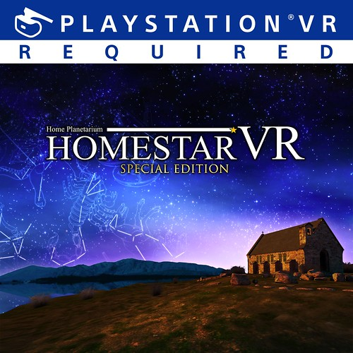 Thumbnail of HOMESTAR VR SpecialEdition -Home Planetarium- on PS4