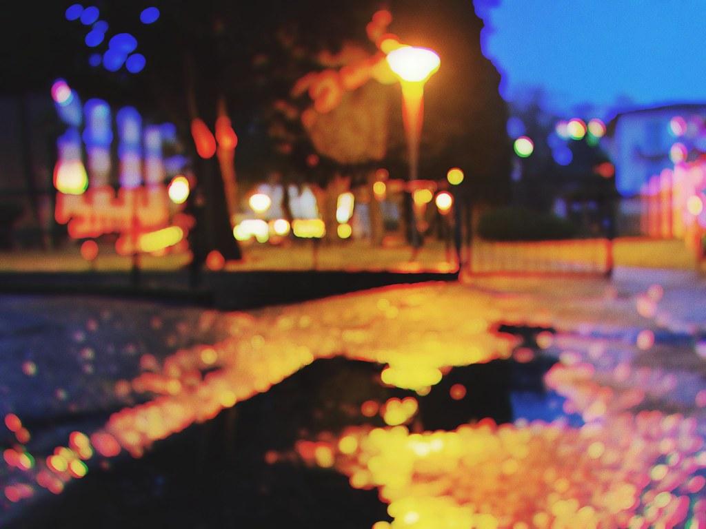 magia della luce 'way home'