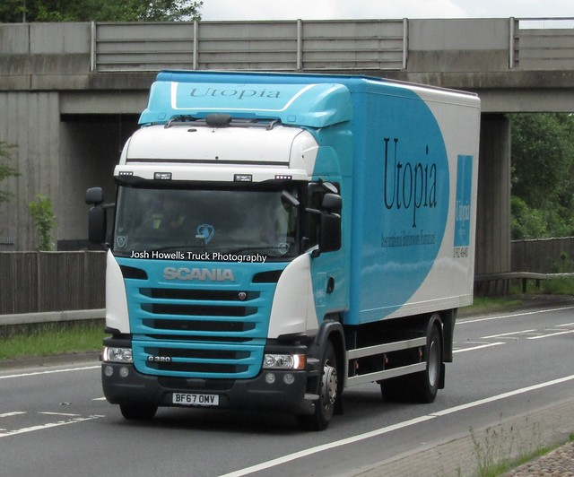 Utopia Bathrooms BF67 OMV At Welshpool