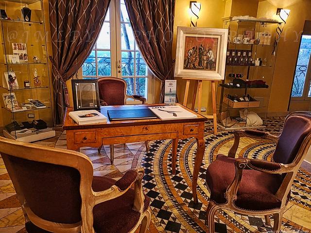 Hôtel 5 étoiles Le Mas Candille à Mougins - Côte d'Azur France -IMG_20190103_170610