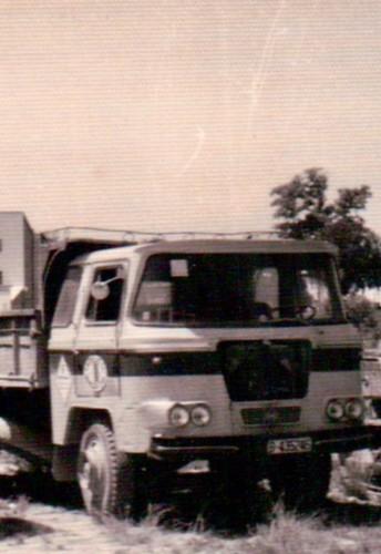 camió Nazar B empresa Castellot