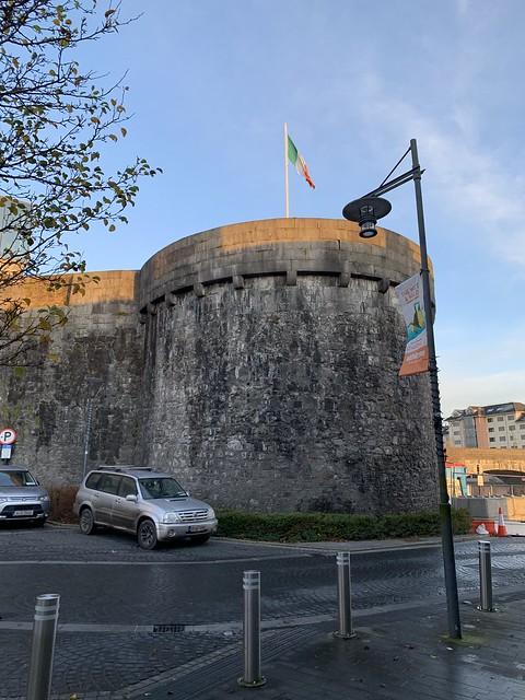Athlone Castle - County Westmeath -  December 2019